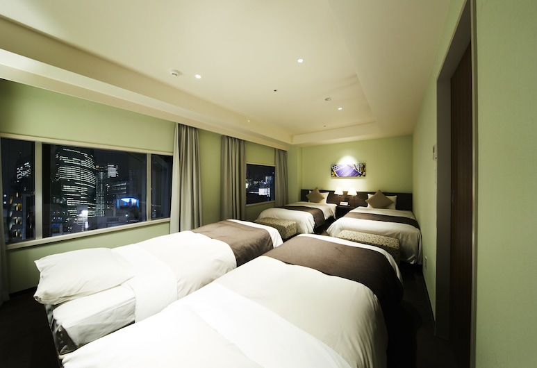Ginza Grand Hotel, Tokyo, Deluxe Twin Room, Non Smoking, Guest Room