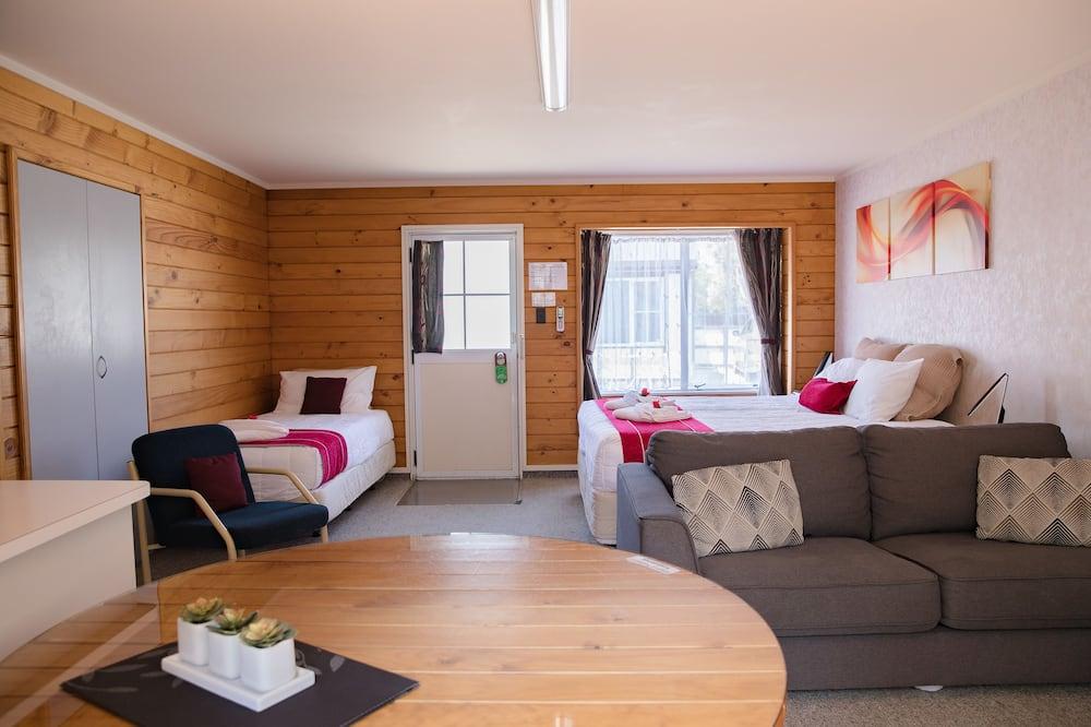 One Bedroom Family - Περιοχή καθιστικού