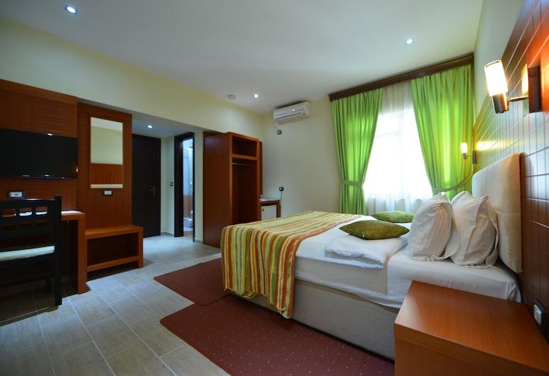 City Hotel Tirana, Tirana, Chambre Double Standard pour 1 personne, Chambre