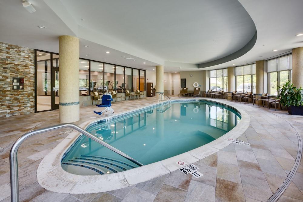 Hyatt House Hartford North Windsor Indoor Pool