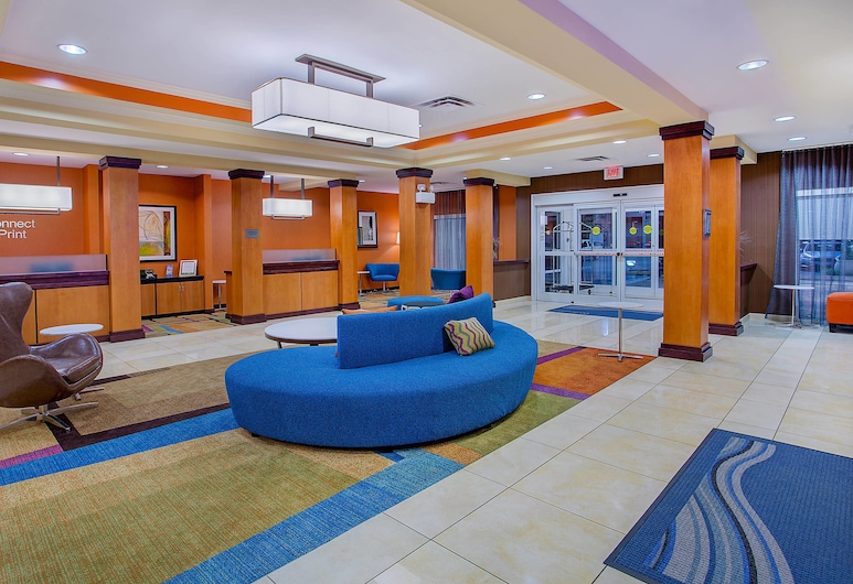 Fairfield Inn & Suites Cookeville, Cookeville, Hall