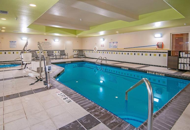 Fairfield Inn & Suites San Antonio North - Stone Oak, San Antonio, Innenpool