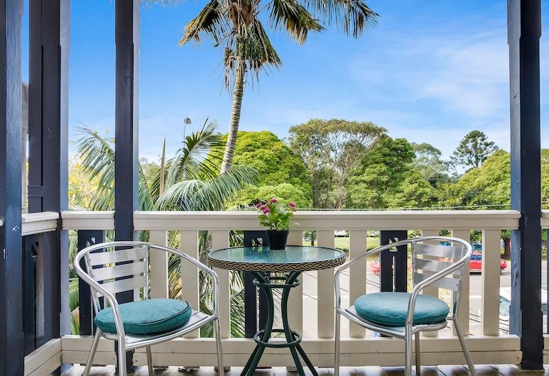Northshore Hotel, North Sydney, Terraza o patio