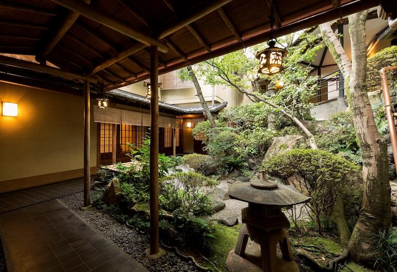 京都坂之上日式旅館, Kyoto, 住宿範圍