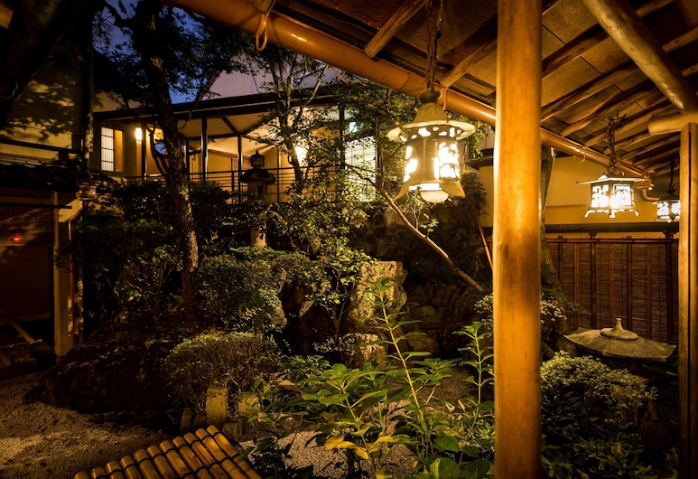 Kyoto Ryokan SAKANOUE, Kyoto, Property Grounds