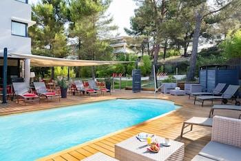 Fotografia hotela (Best Western Hotel de l'Arbois) v meste Aix-en-Provence
