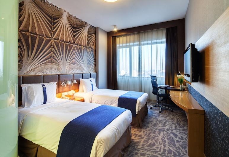 北京望京智選假日酒店, 北京市, 標準客房, 2 張單人床, 非吸煙房, 客房