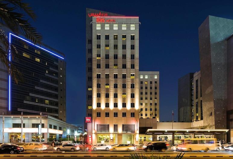이비스 데이라 시티 센터, 두바이, 호텔 정면