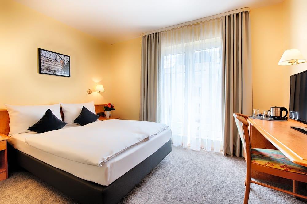 Economy Zimmer mit französischem Bett - Zimmer