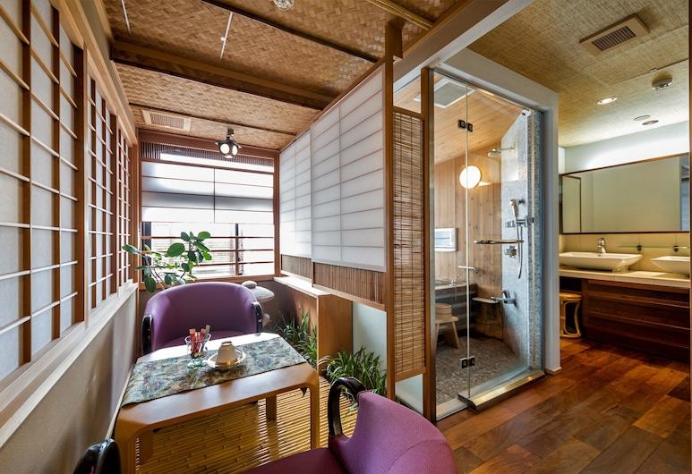 "Ryoan Kazuki, Kyoto, Luxury Japanese Suite ""GEPPARO"", Guest Room"