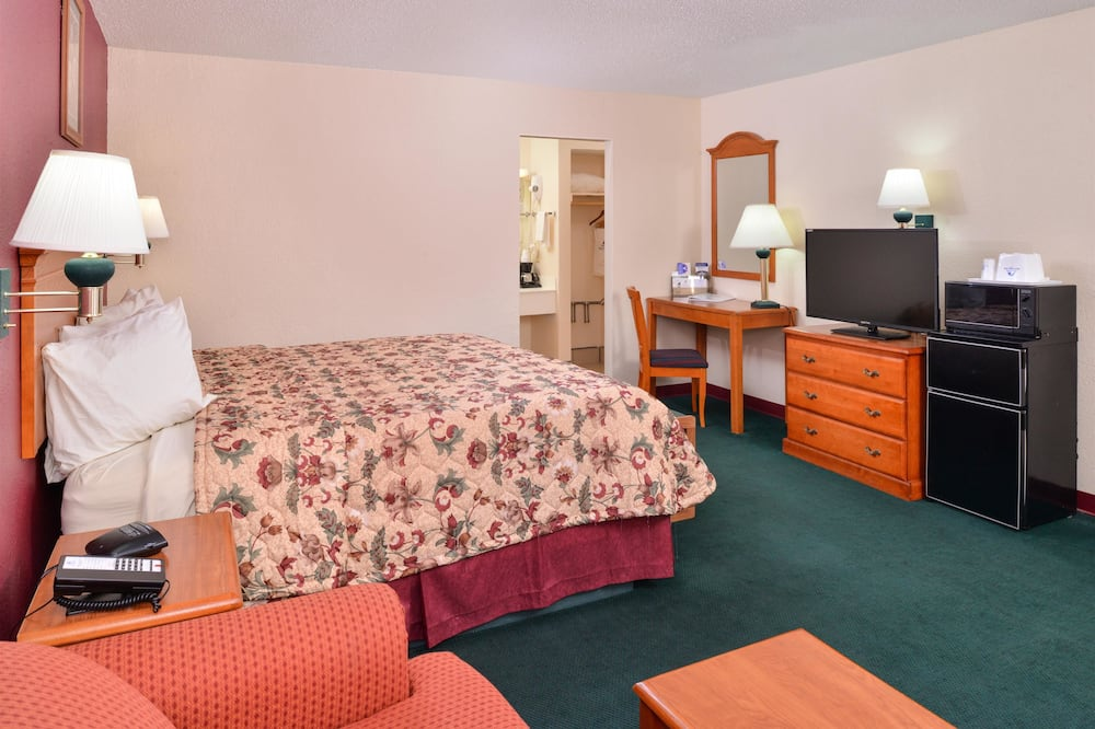 套房, 1 張特大雙人床, 非吸煙房 - 特色相片