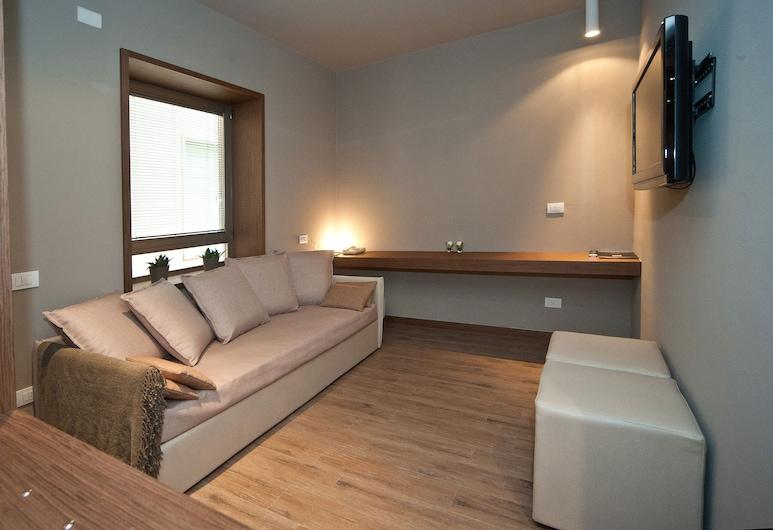 卡拉飯店, 萊萬托, 普通雙人房, 客廳