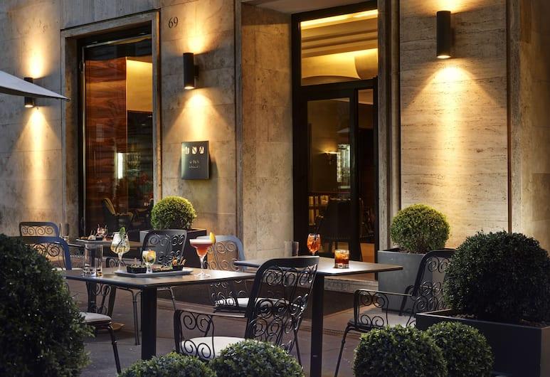 UNAHOTELS Decò Roma, Rome, Hotel Bar