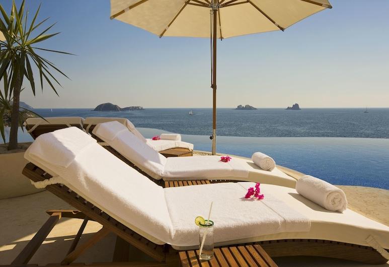 Cala de Mar Resort & Spa Ixtapa, איקסטפה, בריכה אינסוף