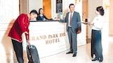Sélectionnez cet hôtel quartier  à Astana, Kazakhstan (réservation en ligne)