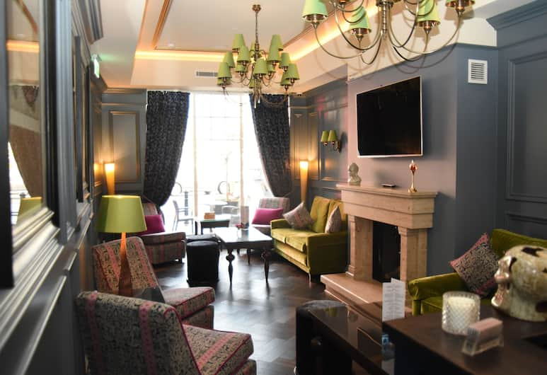 The Fairview Boutique Hotel, Killarney, Poczekalnia hotelowa