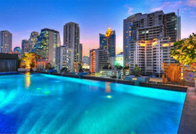 大將軍高級飯店, 曼谷, 室外游泳池