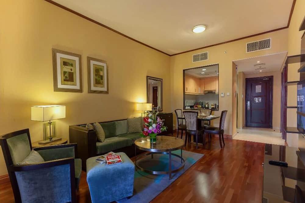 Apartament standardowy, 1 sypialnia - Powierzchnia mieszkalna