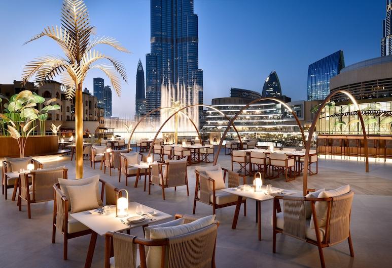 Address Downtown, Dubai, Hotellounge