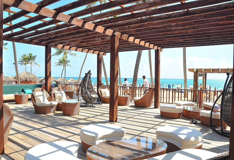 Punta Cana Princess All Suites - Adults Only All Inclusive , Punta Cana, Terrasse/veranda