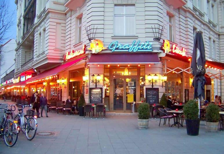 Hotel Amadeus Am Kurfürstendamm, Berlin, Outdoor Dining