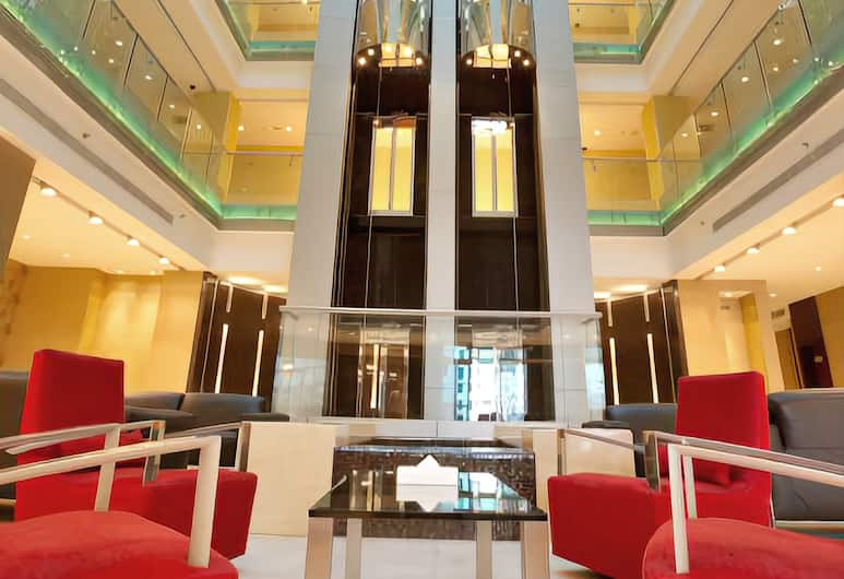 Royal Ascot Hotel Apartment, Dubai, Lobby