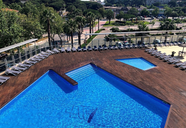 Rv Hotels Nautic Park, Castell-Platja d'Aro, Piscina