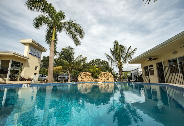 Island Cay Hotel - Clearwater Beach, Clearwater Beach, Outdoor Pool