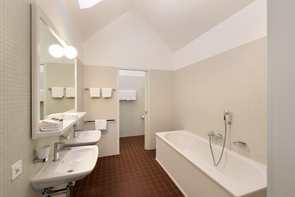 行政雙人房 (incl. Parking) - 浴室