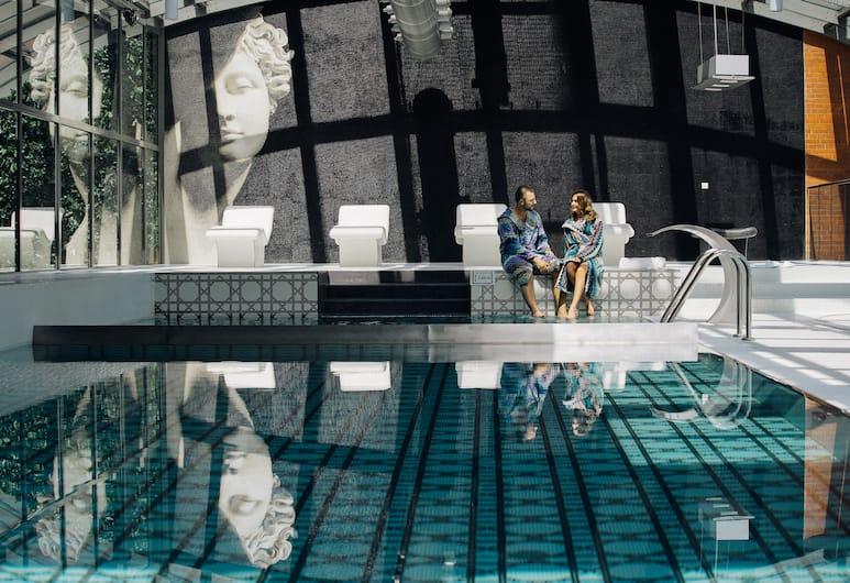City Park Hotel & Residence, Poznan, Havuz Şelalesi