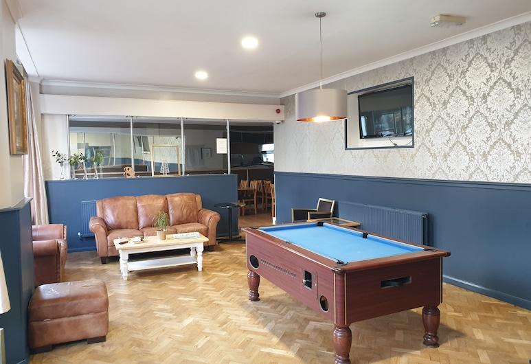 Lynden Court Hotel - Hostel, Bournemouth, Biljar