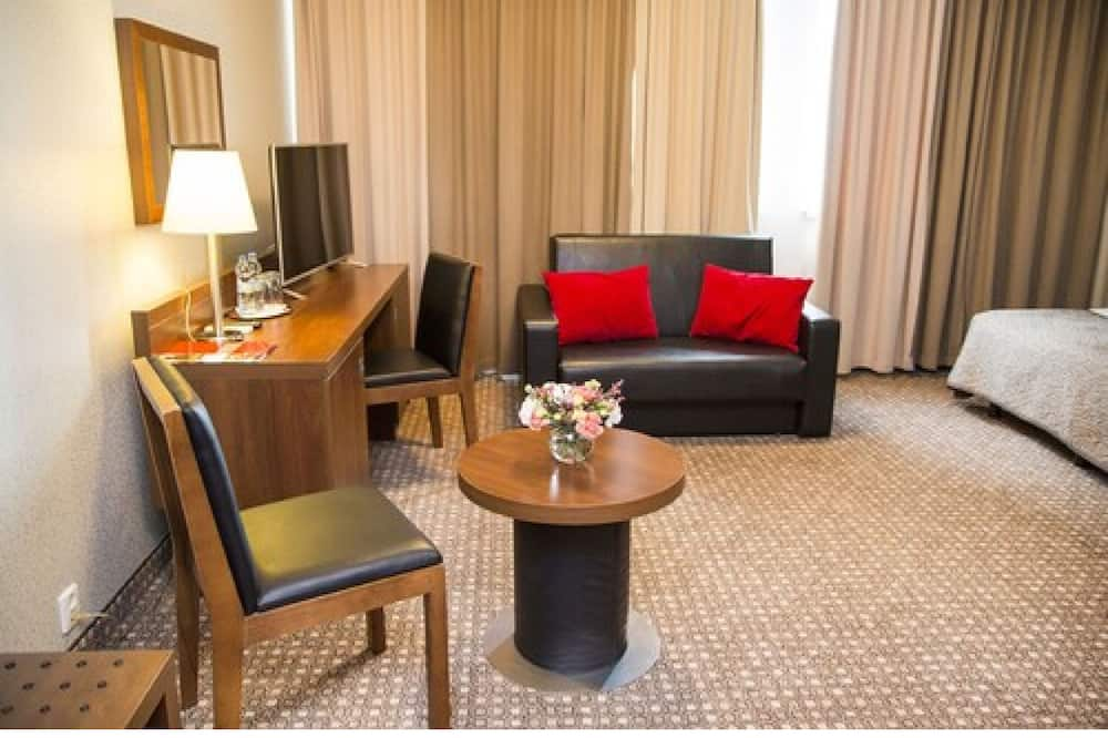 豪華雙人或雙床房 - 客廳