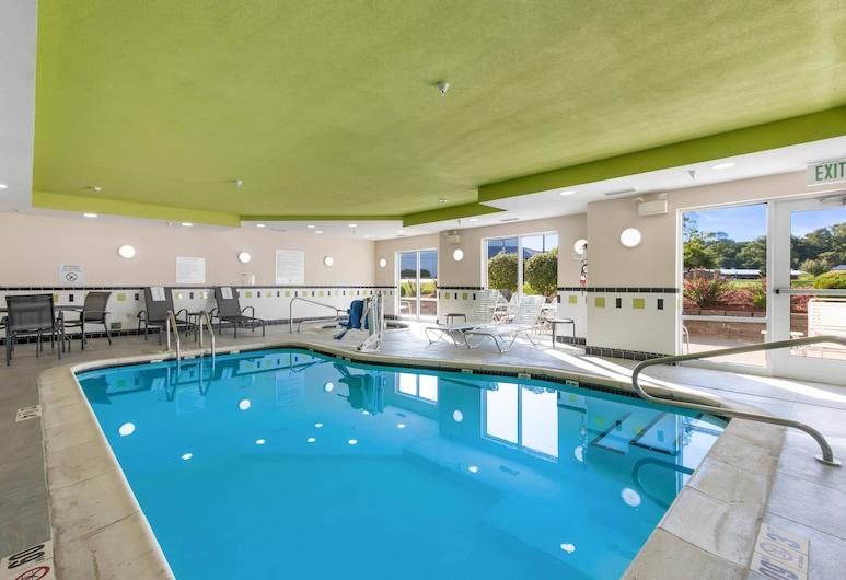 Fairfield Inn & Suites by Marriott Columbia, Columbia, Innendørsbasseng