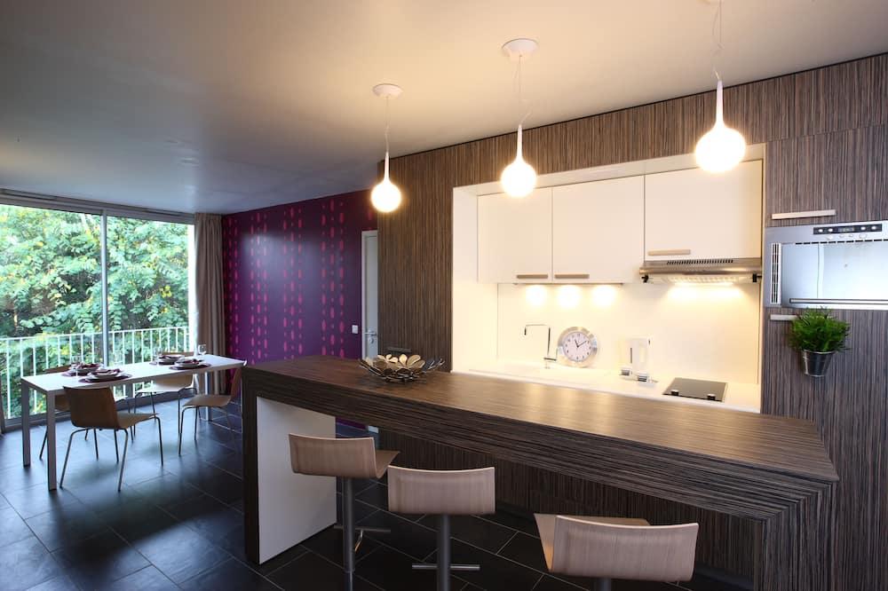 Standard Family Apartment (70m²) - Living Room