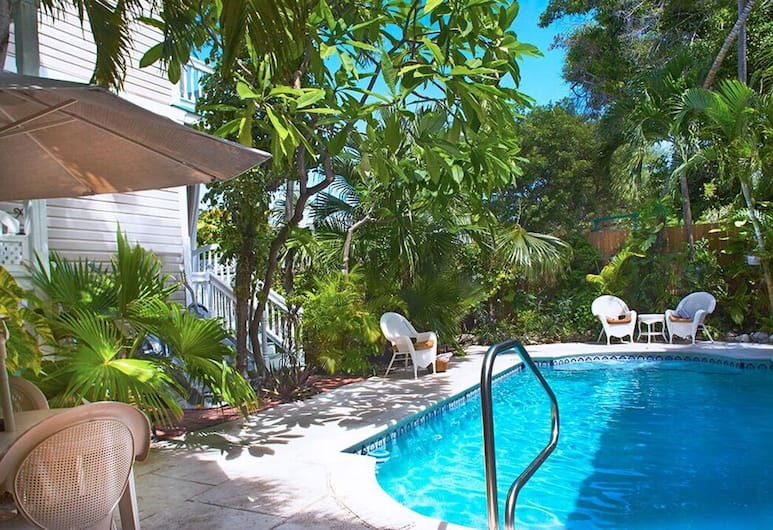 Coco Plum Inn, Key West, Alberca