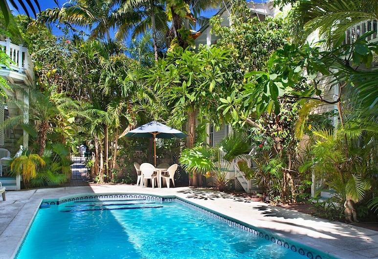 Coco Plum Inn, Key West, Havuz