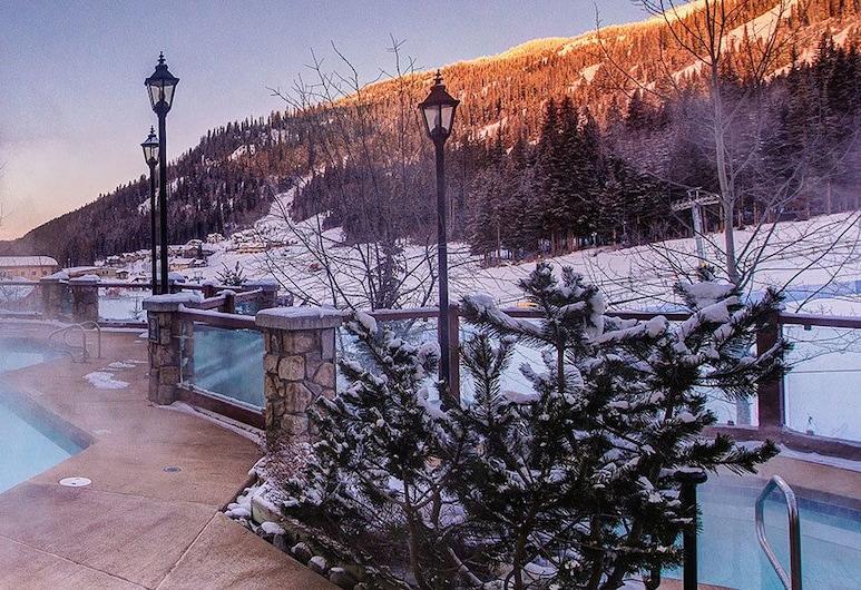 太陽峰公寓大酒店, 太陽峰, 室外泳池