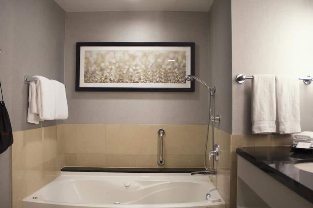 奢华客房, 无烟房 (Forum) - 浴室