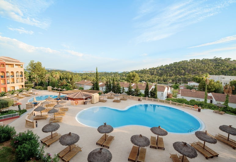 Hotel Continental Don Antonio, Calvia, Double Room, Pool View, Guest Room View