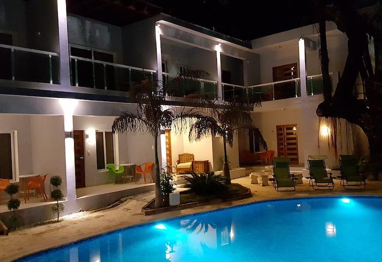 Casa Valeria Boutique Hotel, Sosua, Pool