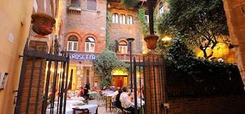ペルージャ、アルベルゴ リストランテ ラ ロゼッタの写真