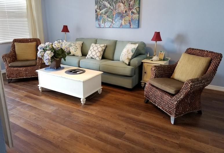 Royal North Beach All Suites, Παραλία του Κλιαργουότερ, Διαμέρισμα (Condo), 1 Υπνοδωμάτιο, Καθιστικό