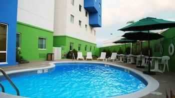 在托卢卡的托卢卡区机场智选假日酒店照片
