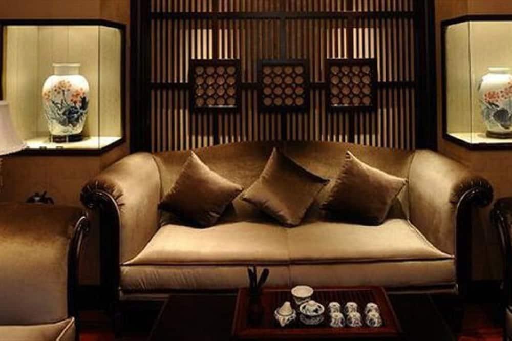 Suite, 1 cama King size - Imagen destacada