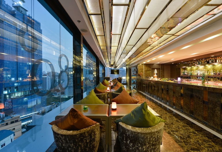 グランド スイス ホテル スクンビット 11, バンコク, Executive Room with Club Benefits, ホテル ラウンジ