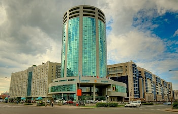 Picture of Diplomat Hotel & Business Center in Astana