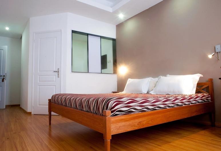 Radama hotel, Antananarivo, Executive-herbergi með tvíbreiðu rúmi - 1 svefnherbergi, Herbergi