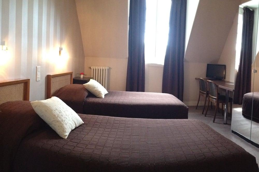 Δίκλινο Δωμάτιο - Δωμάτιο επισκεπτών