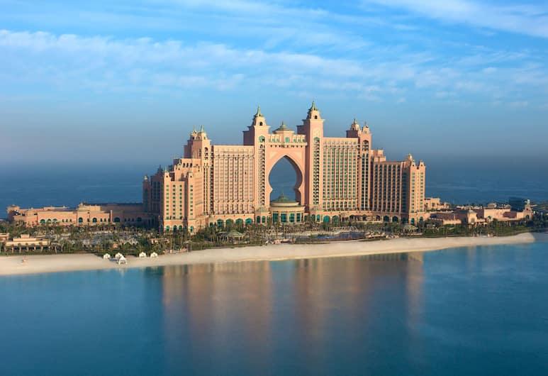 Atlantis The Palm, Dubajus, Panoraminis vaizdas