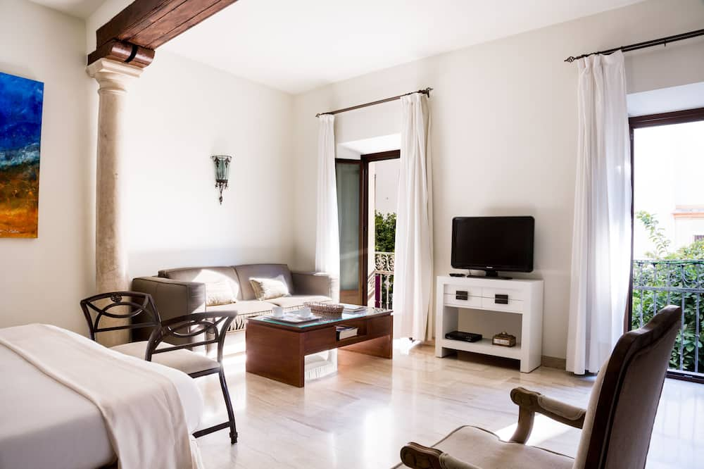 Suite - 客廳